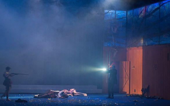 Songes et Métamorphoses, un spectacle de Guillaume Vincent