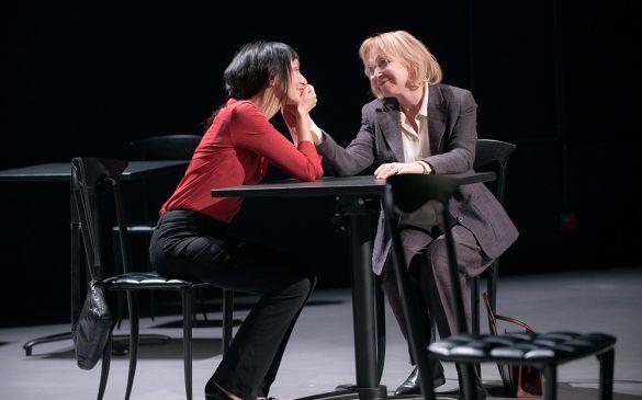 Un amour impossible mise en scène Célie Pauthe, d'après le roman de Christine Angot, adapté par l'auteur