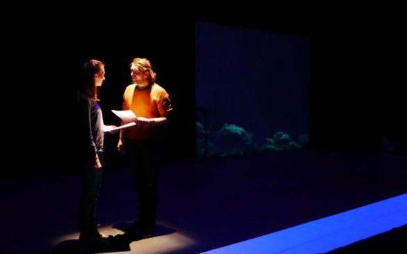 Meaulnes (et nous l'avons été si peu ) un spectacle de Nicolas Laurent d'après le roman de Alain-Fournier